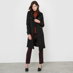 55% Wool Military Coat R essentiel