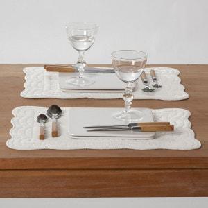 set de table la redoute. Black Bedroom Furniture Sets. Home Design Ideas