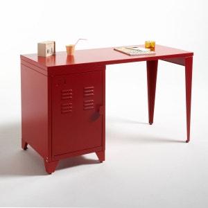 Bureau bureau enfant design d 39 angle la redoute - Bureau rouge enfant ...