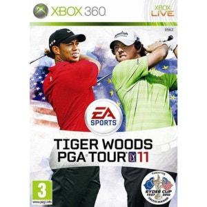 Tiger Woods PGA Tour 11 XBOX 360 EA ELECTRONIC ARTS