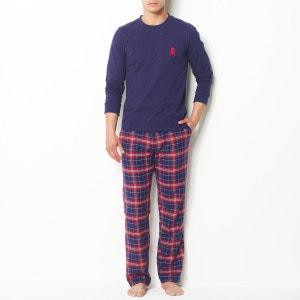 Pyjama pur coton La Redoute Collections
