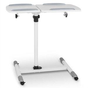 TS-5 Table pour vidéoprojecteur 2 étages max. 10 kg hauteur réglable FRONTSTAGE