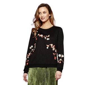 Bedrukte sweater YUMI