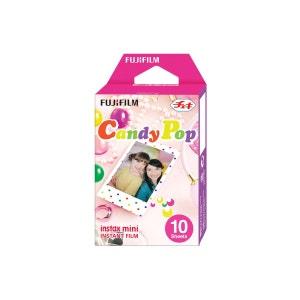 Papier photo instantané FUJI Film Instax Mini Candy Pop (x10) FUJIFILM