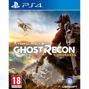 Tom Clancy's Ghost Recon : Wildlands PS4 UBISOFT