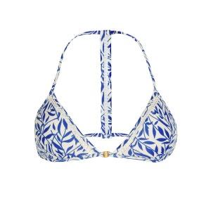 Petit triangle haut de bikini en tissu recyclé eco-friendly Anamur RESET PRIORITY