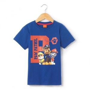 Bedrukt T-shirt 2-8 jr PAT PATROUILLE