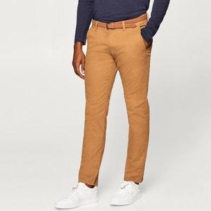 Chino stretch broek