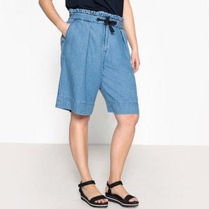 Shorts aus Lyocell CASTALUNA