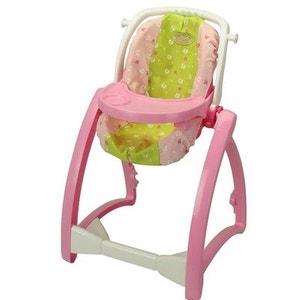 Chaise haute - Baby Princess Coralie : 4 en 1 KLEIN