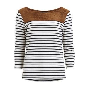 Shirt, ohne Kragen VILA