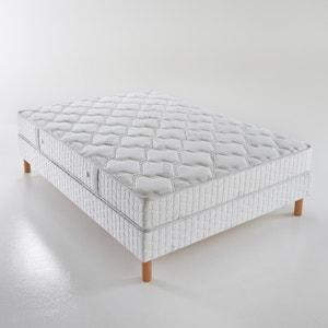 Ensemble latex matras met heel stevig prestige comfort + beddenbodem REVERIE