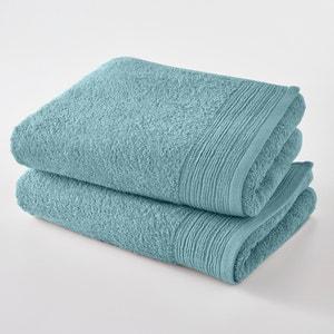 2er-Pack Frottee-Handtücher aus Bio-Baumwolle SCENARIO