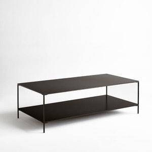 Mesa baja rectangular de metal Yram