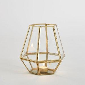 Photophore en verre et métal, Miludi La Redoute Interieurs