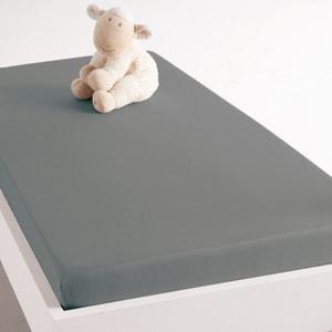 Drap-housse pour lit bébé en coton SCENARIO