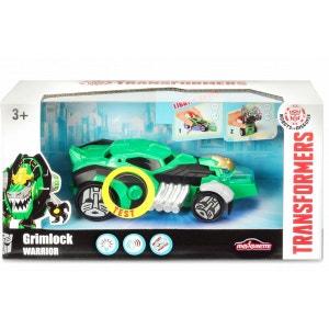 Voiture transformable en robot Transformers Warrior : Grimlock MAJORETTE