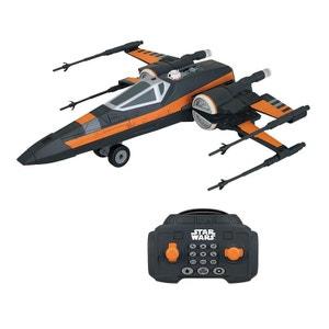 MTW 3108200 Star Wars Episode VII - Véhicule radiocommandé sonore et lumineux U-Command X-Wing 30 cm MTW