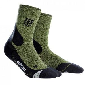 Dynamic+ Outdoor Merino mid-cut Socks WP4C CEP