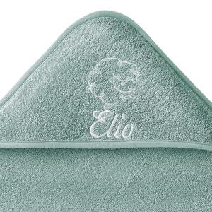 Халат купальный с именем + банные рукавички LITTLE SHEEP La Redoute Interieurs