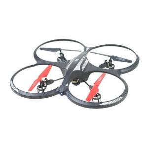 Drone camera radiocommandé RC Quadricopter télécommandé 4ch 6 axes Yonis