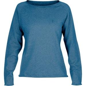 Övik - Sweat-shirt Femme - bleu FJALLRAVEN