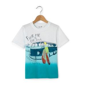 T-shirt dip-dye 3 - 12 anos abcd'R