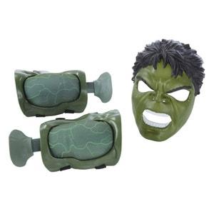 Accessoires de déguisements : Muscles et masque Hulk HASBRO