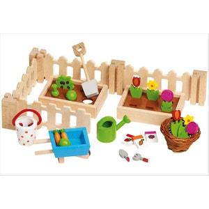 Petit jardin pour maison de poupées GOKI