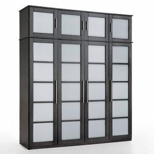 Armário, guarda-fatos, pinho, alt. 230 cm, Bolton La Redoute Interieurs
