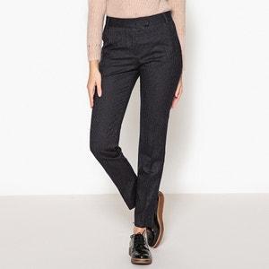 Pantalon à fines en laine stretch JACK PABLO