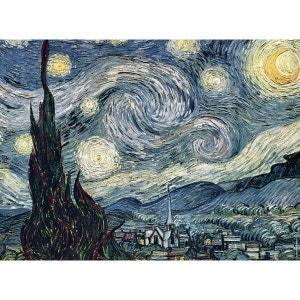 Puzzle Van Gogh - Nuit Etoilée 500 pièces - RAV871056 NATHAN