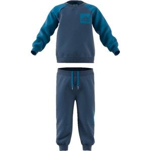 Ensemble  pantalon col rond uni, manches longues Adidas originals