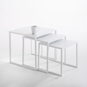 Table basse table basse relevable design la redoute - Table basse scandinave la redoute ...