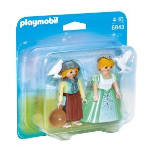 Princesse et Servante - PLA6843 PLAYMOBIL