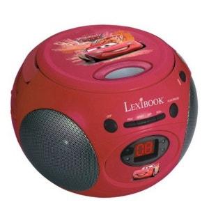 Cars - Lecteur CD - LEXRCD102DC LEXIBOOK