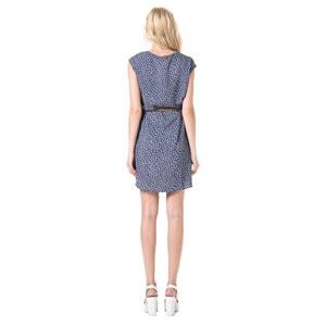 Bedrukte jurk zonder mouwen BEST MOUNTAIN