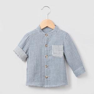 Chemise à carreaux 1 mois-3 ans R essentiel