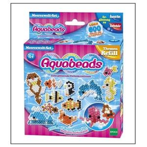 Epoch 79338 Aquabeads - Coffret Aquatique EPOCH