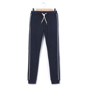 Pantaloni jogging fasce a contrasto 10-16 anni La Redoute Collections