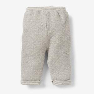Spodnie sportowe w deseń 0 miesęcy - 2 lata La Redoute Collections