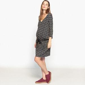 Jurk voor zwangerschap in tricot La Redoute Collections