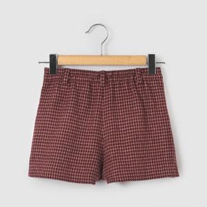 COLLECTOR Tweed High Waist Shorts, 3-12 Years abcd'R