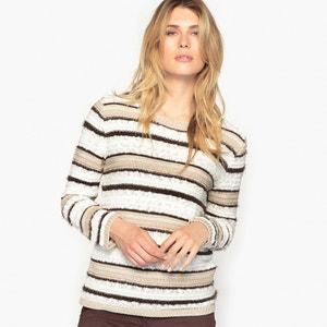 Sweter w paski ANNE WEYBURN