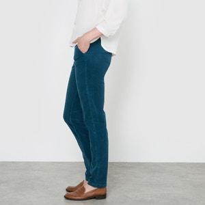 Stretch Velvet Trousers R studio