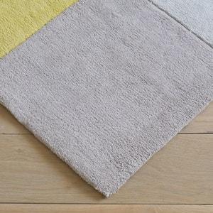 Alfombra gráfica tuft de algodón, 2 tamaños, Dario La Redoute Interieurs