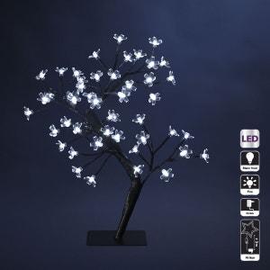 Arbre lumineux Led à poser Prunus 48 Led - Blanc JARDIDECO