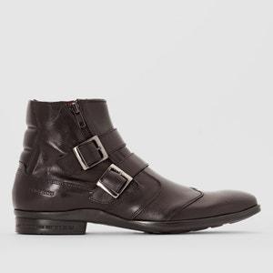 Boots dettaglio fibbia ZEDDE REDSKINS