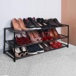 Etagère chaussures modulable 6 niveaux CALICOSY