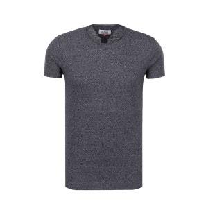 Tee shirt col rond imprimé, manches courtes HILFIGER DENIM